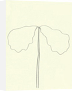 Chene 1964 by Ellsworth Kelly