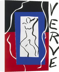 Verve, 1937 by Henri Matisse