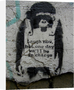 Laugh Now by Street Art
