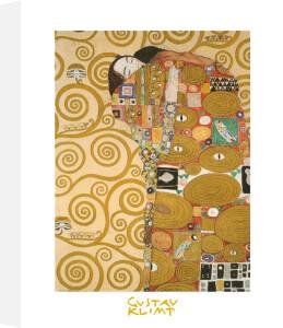 Fullfilment by Gustav Klimt