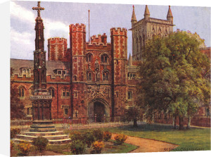 St John's, Cambridge by National Railway Museum