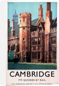 Cambridge - Peterhouse by National Railway Museum