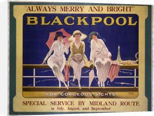 Blackpool - Three Ladies by National Railway Museum