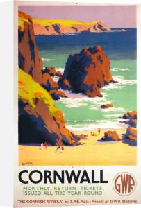 Cornwall - The Cornish Riviera by National Railway Museum