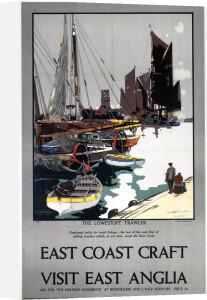 East Coast Craft - Lowestoft Trawler by National Railway Museum