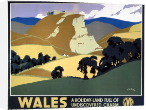 Wales - Undiscovered Charm by National Railway Museum