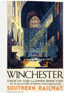Winchester - Cathedral Tour by National Railway Museum
