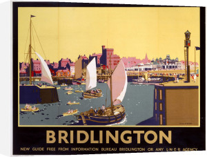 Bridlington - Boats by National Railway Museum