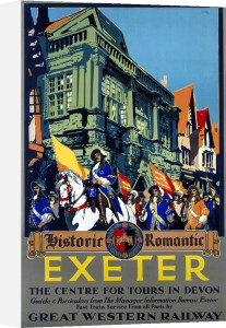 Exeter - Historic Romantic by National Railway Museum