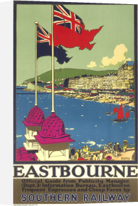 Eastbourne - Official Guide by National Railway Museum