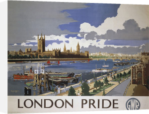 London Pride - Westminster by National Railway Museum