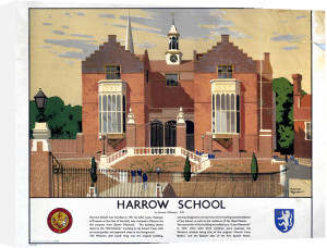 Harrow School by National Railway Museum