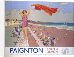 Paignton - South Devon by National Railway Museum