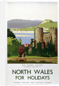 North Wales -  Conway Estuary by National Railway Museum