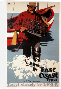 East Coast Types - Lobsterman by National Railway Museum
