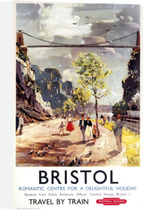 Bristol - Romantic Centre by National Railway Museum