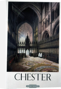 Chester - Cathedral Interior by National Railway Museum