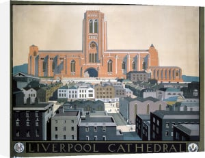 Liverpool Cathedral by National Railway Museum