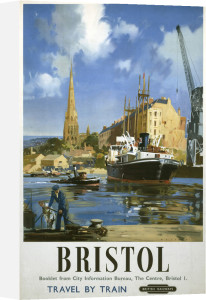 Bristol - Travel by Train by National Railway Museum