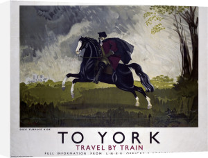 To York - Dick Turpin's Ride by National Railway Museum
