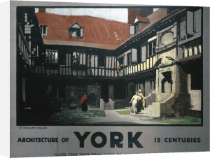 York - St Williams College by National Railway Museum