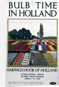 Bulb Time in Holland - Harwich-Hook of Holland by National Railway Museum