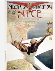 Nice - Air Race 1910 by National Railway Museum