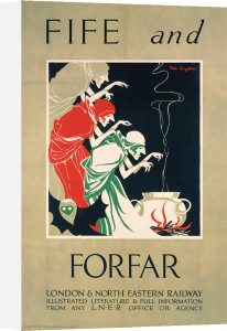 Fife and Forfar by National Railway Museum