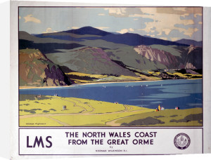North Wales Coast by National Railway Museum