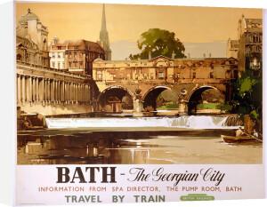 Bath - Georgian City by National Railway Museum