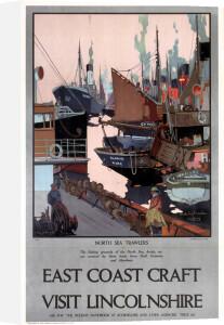 East Coast Craft - North Sea Trawlers by National Railway Museum