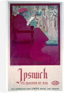 Ipswich - Cardinal Wolsey by National Railway Museum