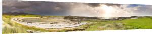 Silver Sands of Morar, Mallaig, Scotland by Richard Osbourne