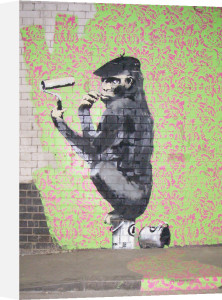 Banksy - Leake Street DIY by Panorama London
