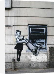 Banksy - Rosebury Avenue by Panorama London