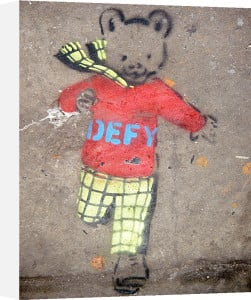 Rupert Bear by Panorama London
