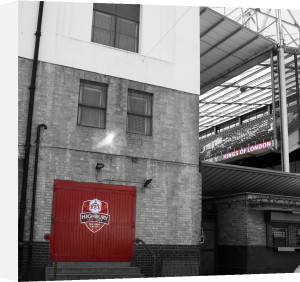 Highbury Stadium by Panorama London