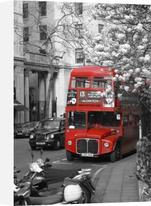 No.13 Bus by Panorama London
