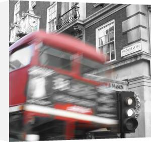 No.38 Bus by Panorama London