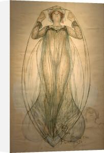 Drama 1906 by Carl Larsson