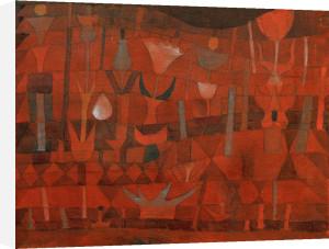 Indian Flower Garden 1922 by Paul Klee