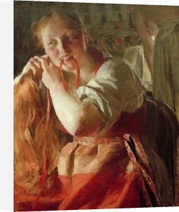 Margit 1891 by Anders Leonard Zorn