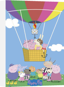 Peppa Pig - Balloon by Anonymous