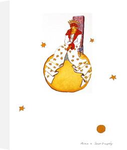 The King by Antoine de Saint Exupery