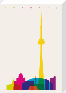 Toronto by Yoni Alter