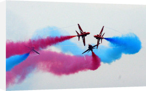 The Red Arrows by Anonymous