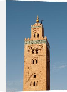 Koutoubia Mosque, Marrakech, Morocco by Sergio Pitamitz