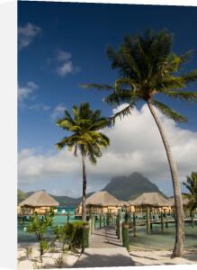 Pearl Beach Resort, Bora-Bora, French Polynesia by Sergio Pitamitz