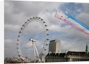 London Eye by Assaf Frank