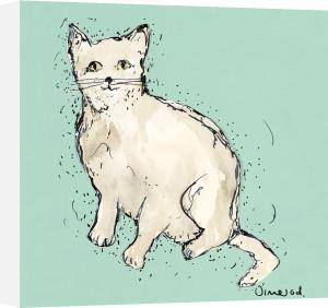 Kitty Tales II by Clare Ormerod